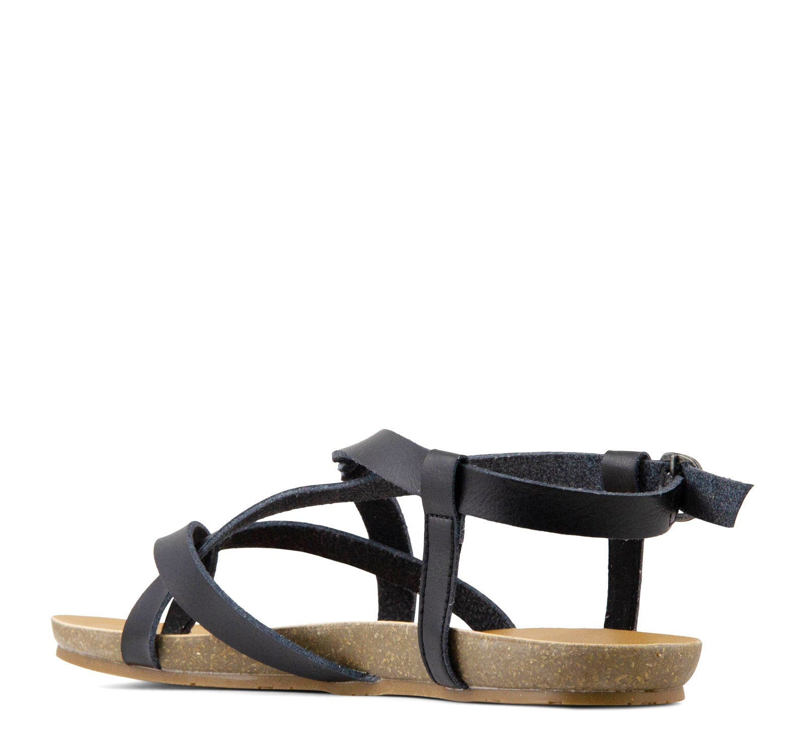 0d7d0cde9be7 ... Blowfish Granola-B Women s Sandal in Black - Blowfish Malibu - On The  EDGE