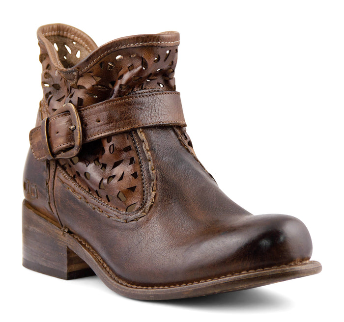 Bed Stu Heather Women's Boot in Teak Dip Dye - Bed Stu - On The EDGE