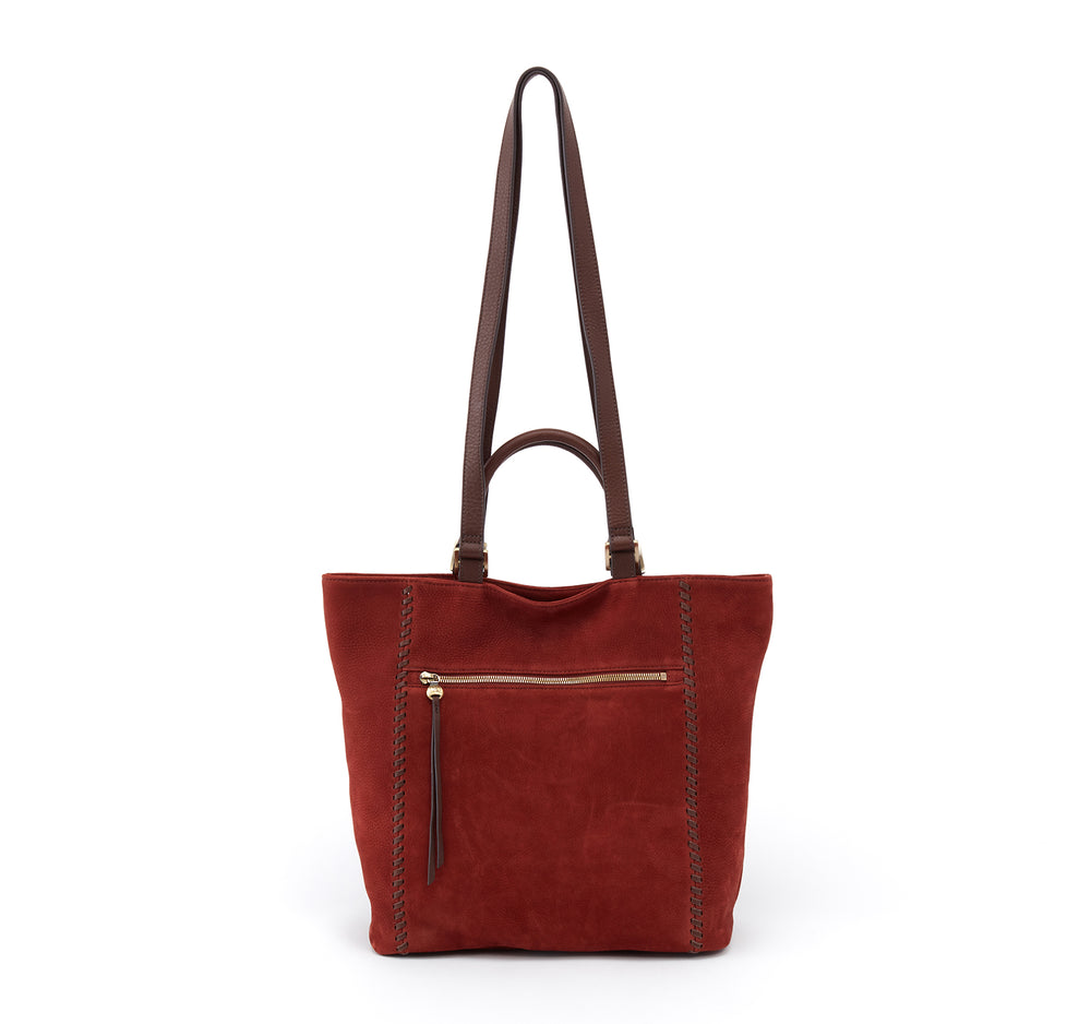 Hobo Ballad Tote Bag in Cinnabar - Hobo - On The EDGE