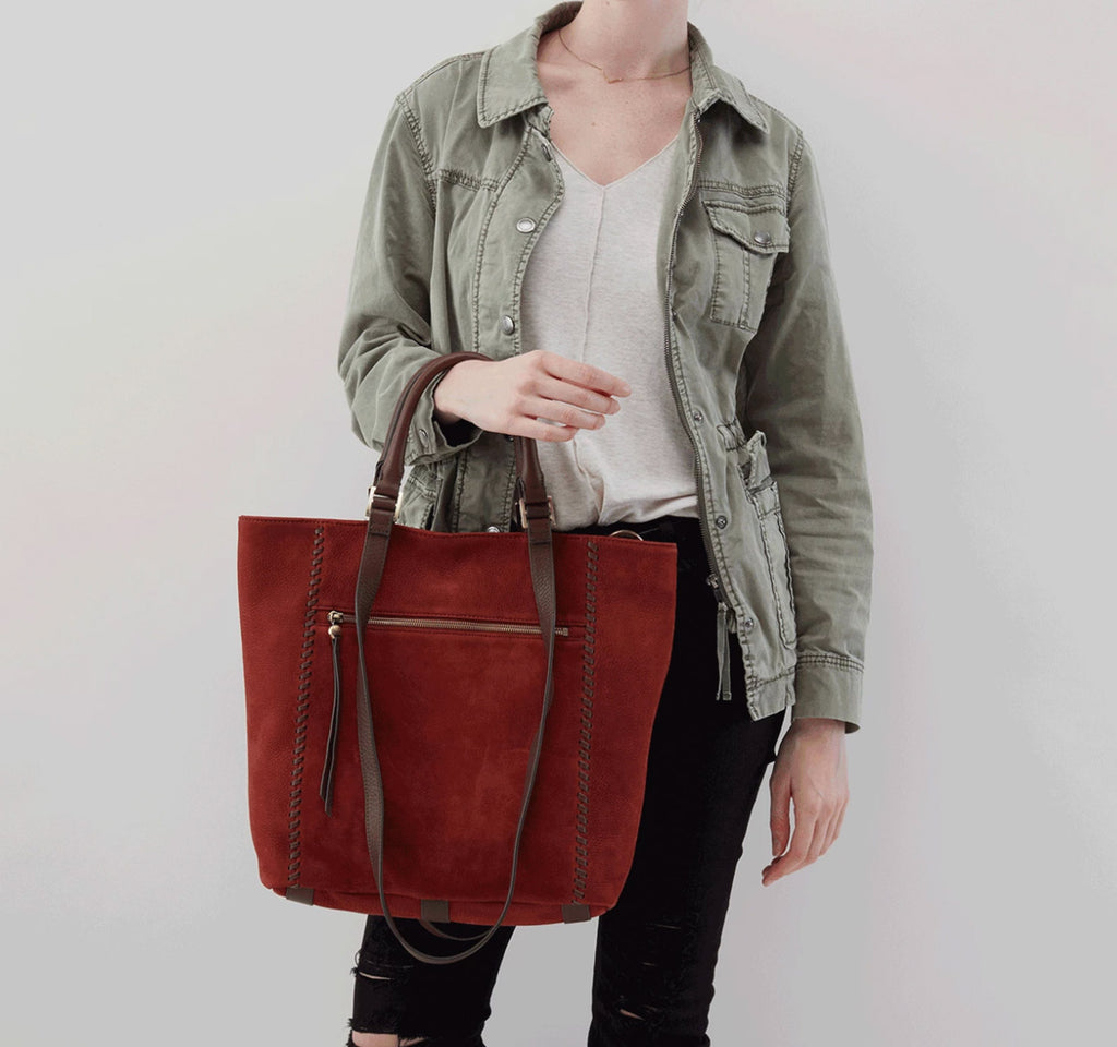 Hobo Ballad Tote Bag - Hobo - On The EDGE
