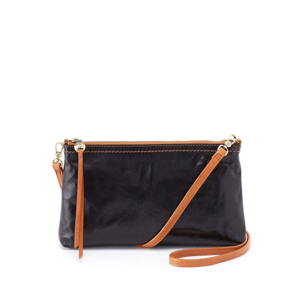 Hobo Darcy Crossbody Bag in Black