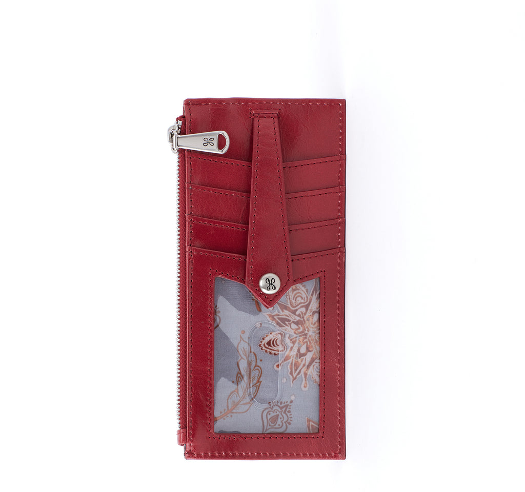 Hobo Linn Wallet in Logan Berry - Hobo - On The EDGE