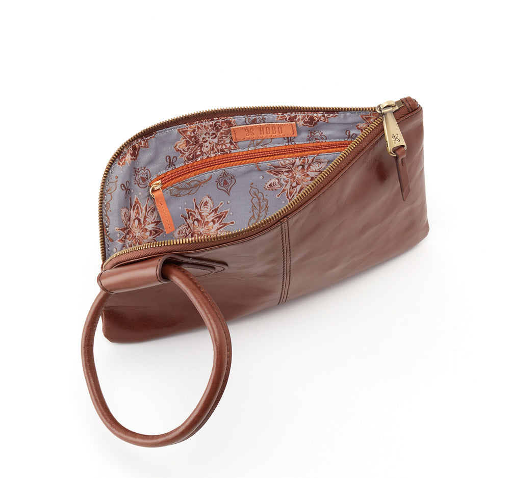 Hobo Sable Wristlet Clutch in Woodlands - Hobo - On The EDGE