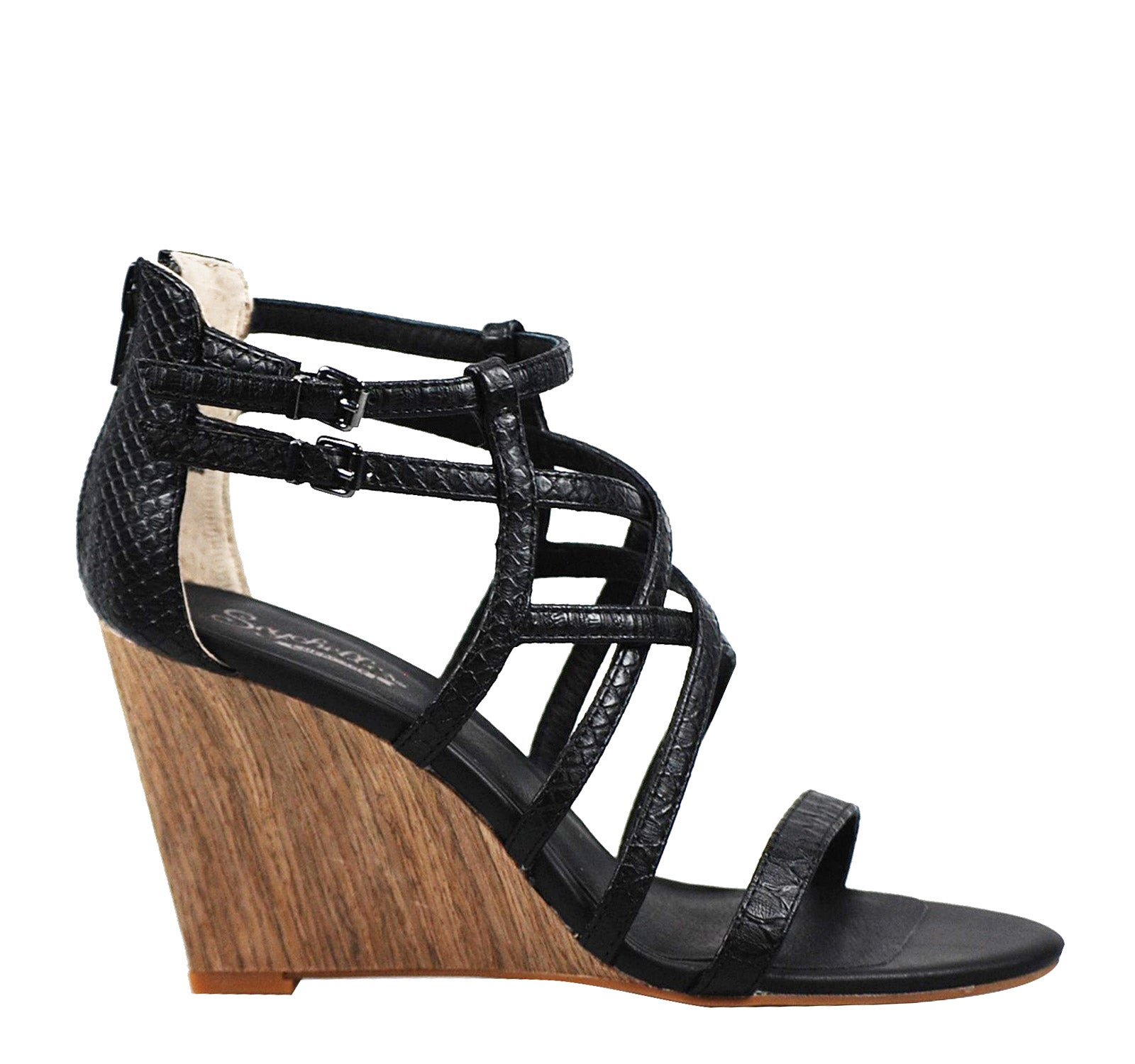 Seychelles Illustrious Sandal Women's - Black - Seychelles - On The EDGE