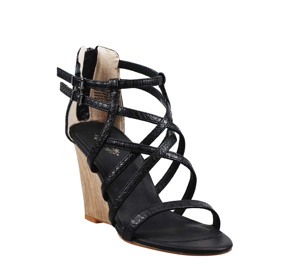 Seychelles Illustrious Sandal in Black - Seychelles - On The EDGE