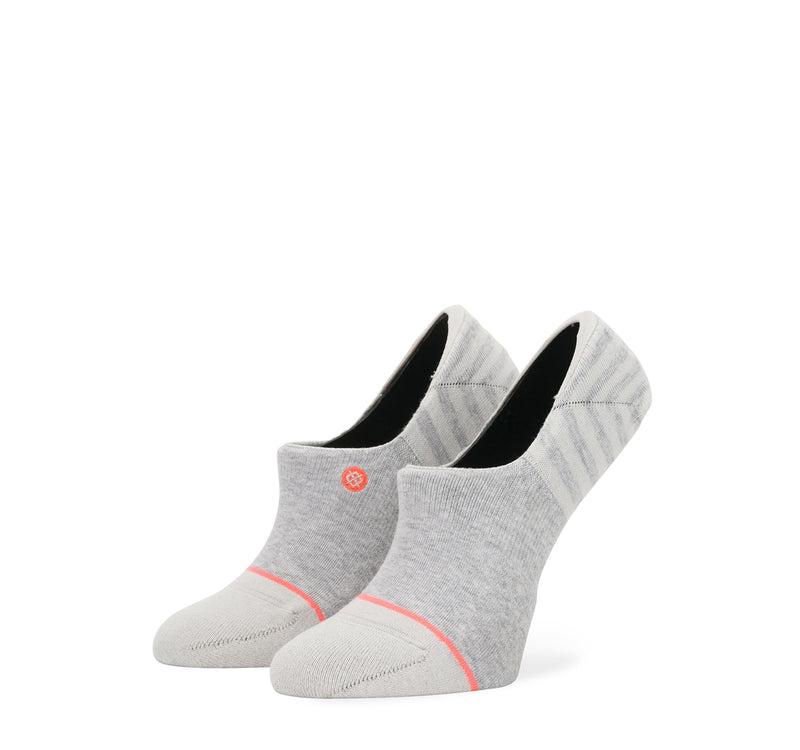 Stance Super Invisible 2.0 Women's Socks in 3 Pack (Grey)