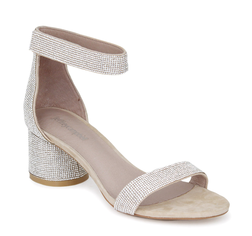 Jeffrey Campbell Issa Jeweled Heel - Jeffrey Campbell - On The EDGE