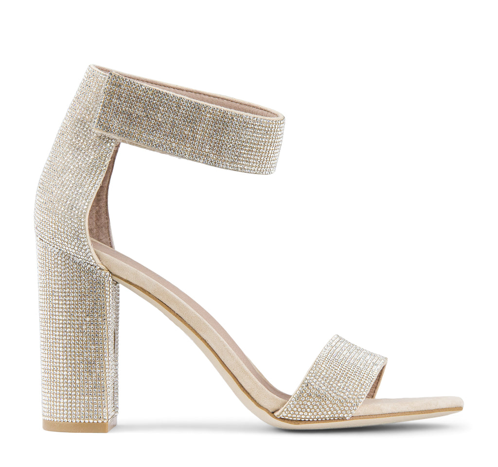 Jeffrey Campbell Lindsay Jeweled Sandal - Jeffrey Campbell - On The EDGE