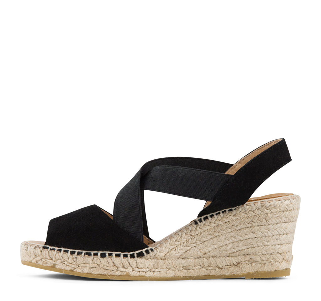 Kanna KV8071 Espadrille Wedge Sandal - Kanna - On The EDGE