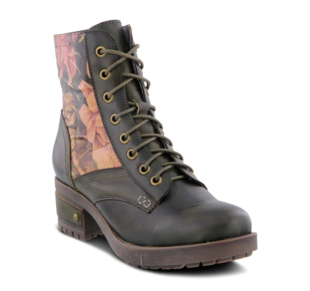 L'Artiste Marty Boot in Olive