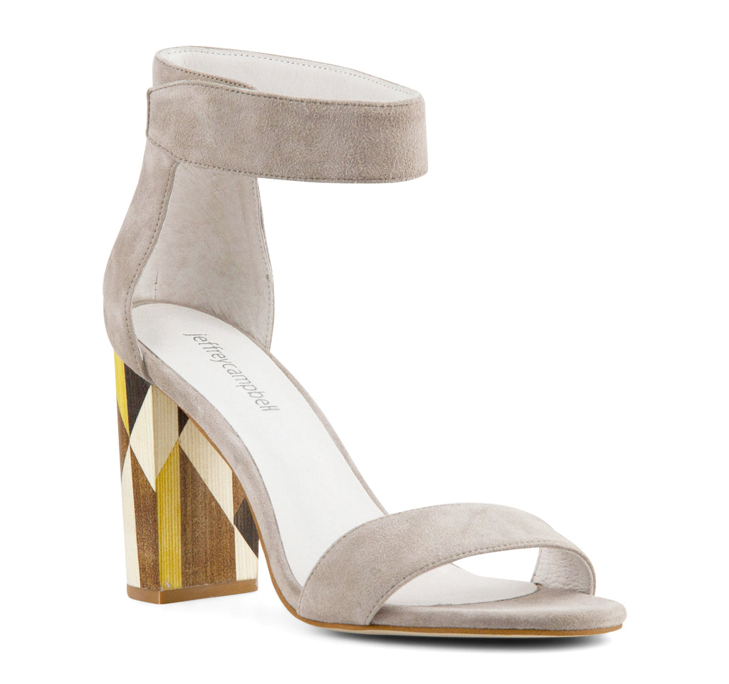 Jeffrey Campbell Lindsay Sandal - Jeffrey Campbell - On The EDGE