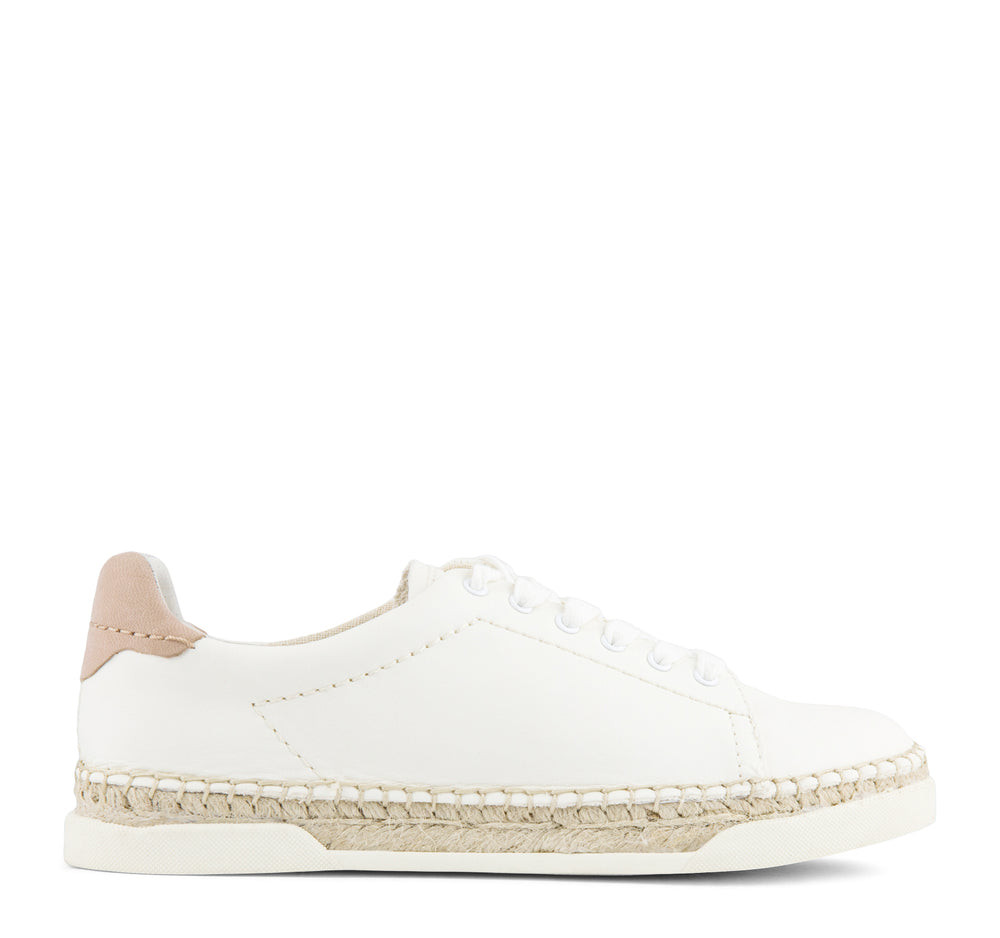 Dolce Vita Madox Women's Sneaker in White - Dolce Vita - On The EDGE