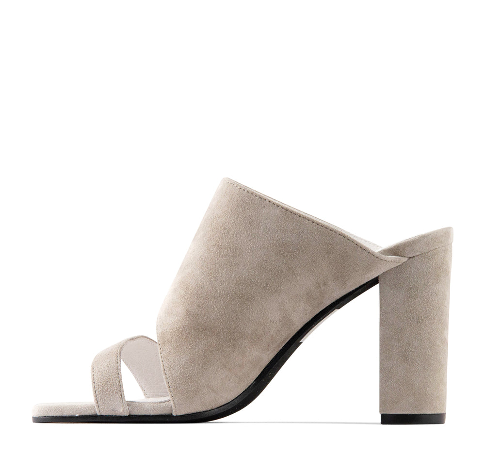 Jeffrey Campbell Marini Women's Heel in Taupe - Jeffrey Campbell - On The EDGE