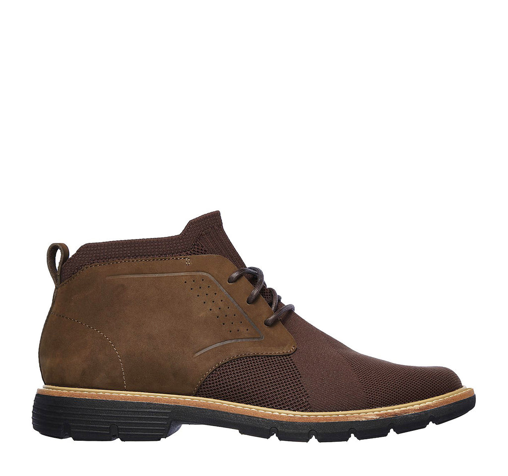Mark Nason Lite Lugg Webster Chukka Boot in Brown - Mark Nason - On The EDGE