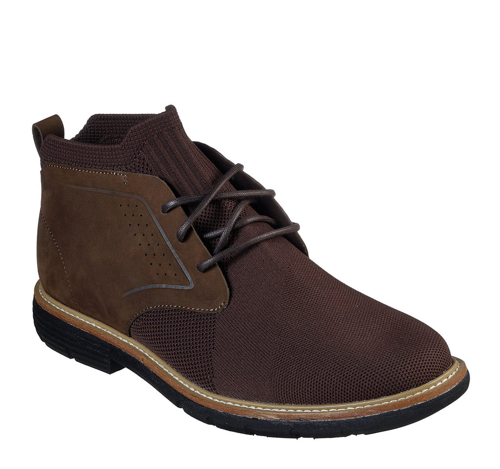 Mark Nason Lite Lugg Webster Chukka Boot in Brown