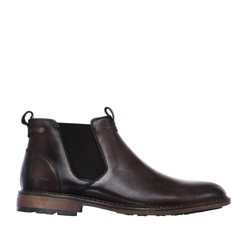 Mark Nason Ottomatic Stage Chelsea Boot in Chocolate - Mark Nason - On The EDGE