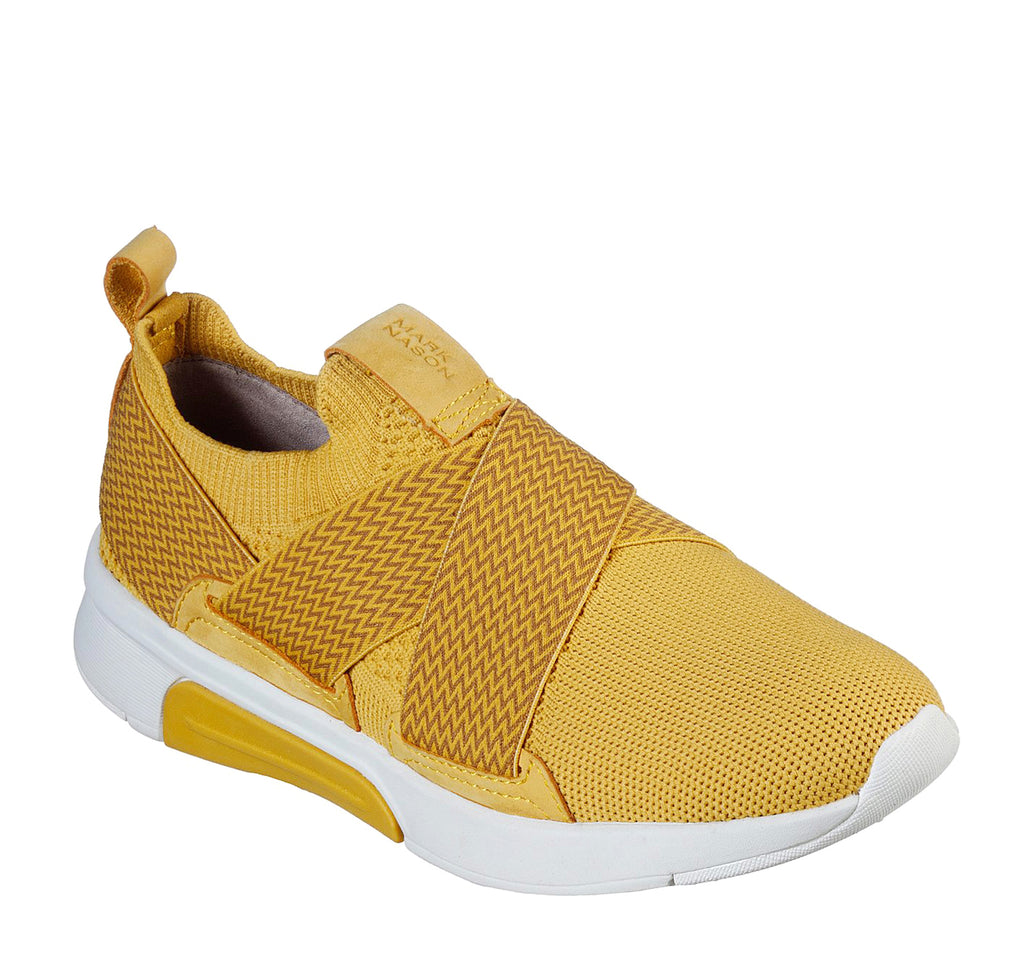 Mark Nason Ziggy Modern Jogger in Yellow - Mark Nason - On The EDGE
