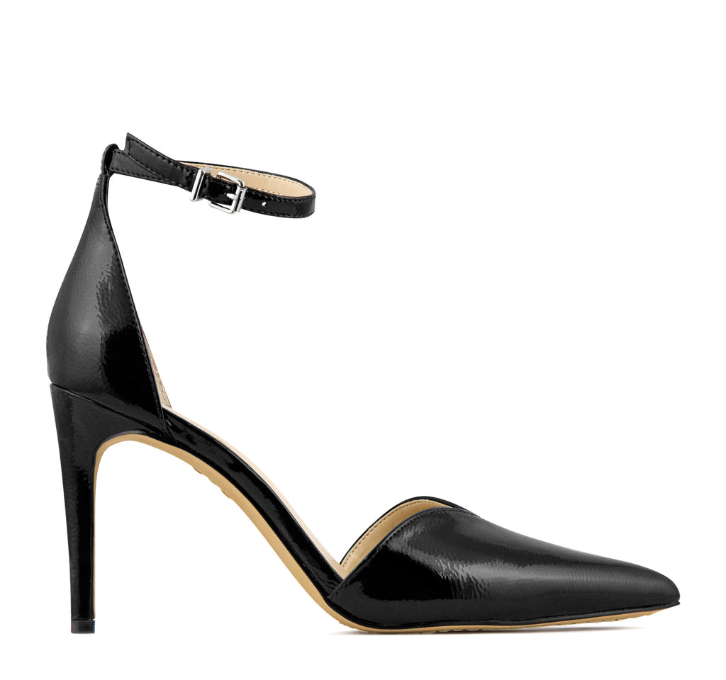 Vince Camuto Maveena Heel in Black - Vince Camuto - On The EDGE