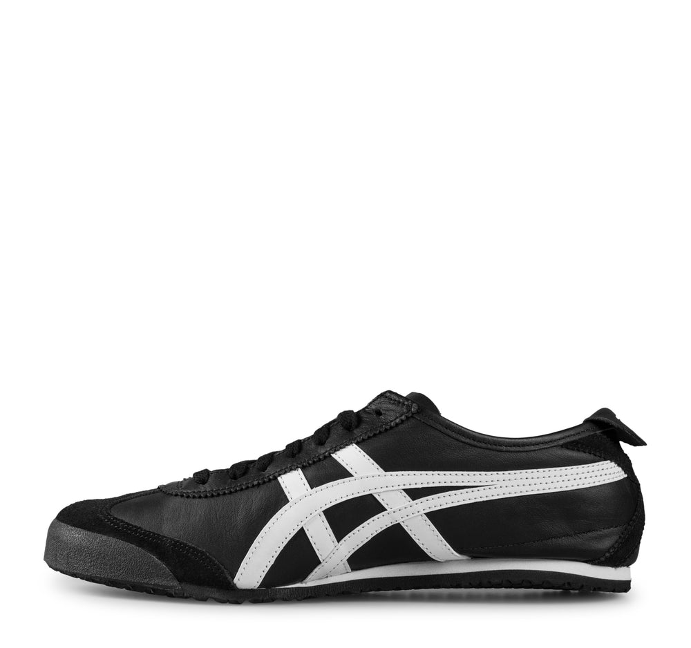 Onitsuka Tiger Mexico 66 Sneaker in Black and White - Asics Onitsuka Tiger - On The EDGE