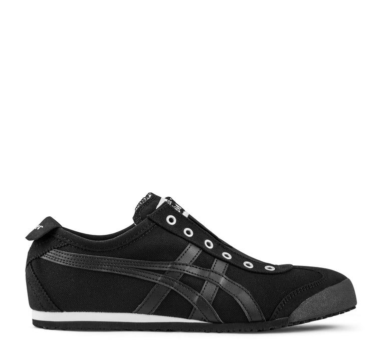 Onitsuka Tiger Mexico 66 Slip-On Sneaker in Black