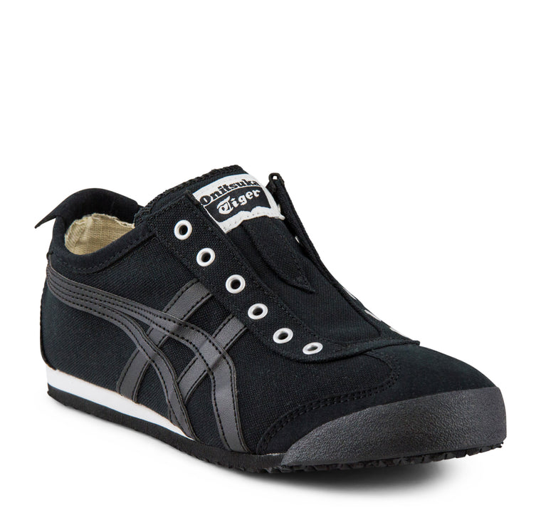 Onitsuka Tiger Mexico 66 Slip-On - Black - Asics Onitsuka Tiger - On The EDGE