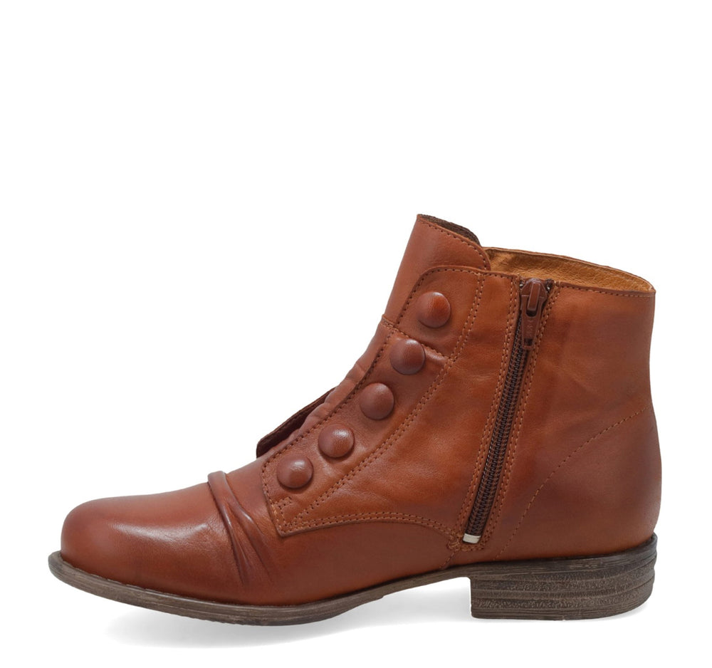 Miz Mooz Louise Boot in Brandy - Miz Mooz - On The EDGE