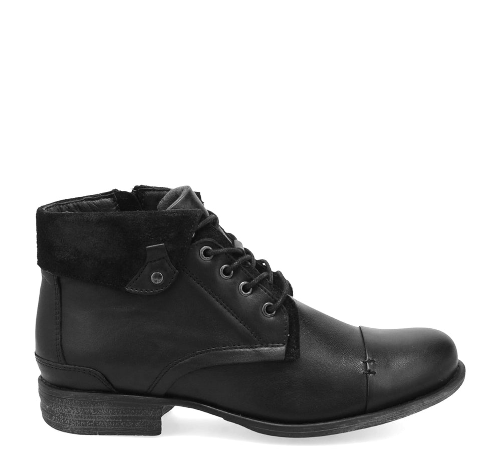 Miz Mooz Luka Boot in Black - Miz Mooz - On The EDGE