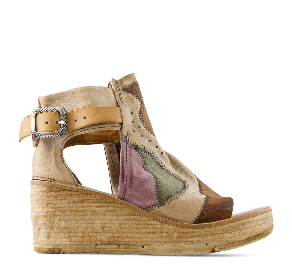 A.S.98 Nilt Platform Sandal - A.S.98 - On The EDGE