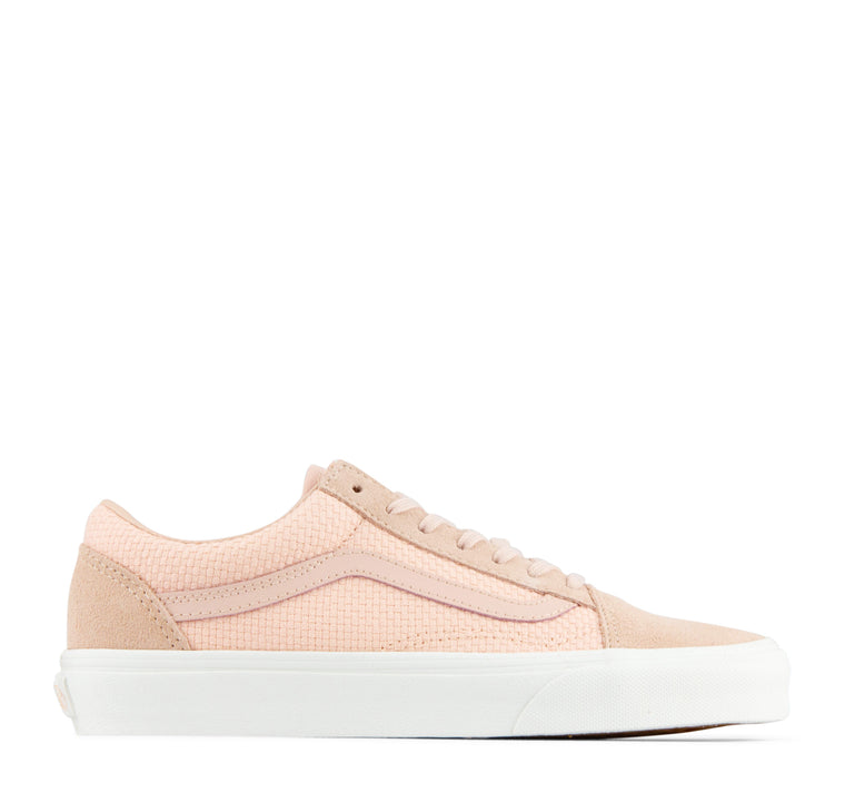 Vans Old Skool Woven Check Sneaker in Spanish Villa