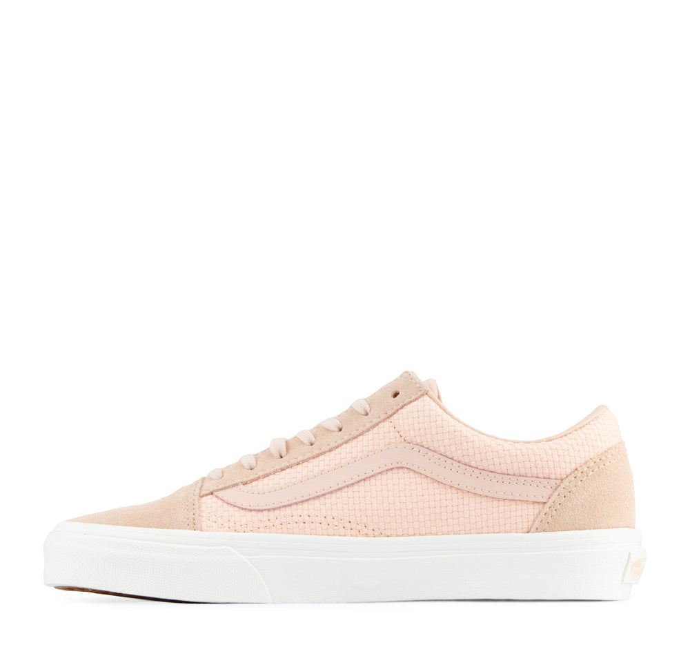 Vans Old Skool Woven Check Sneaker in Spanish Villa - Vans - On The EDGE