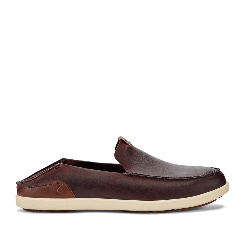 Olukai Nalukai Slip-On in Kona Coffee and Tapa