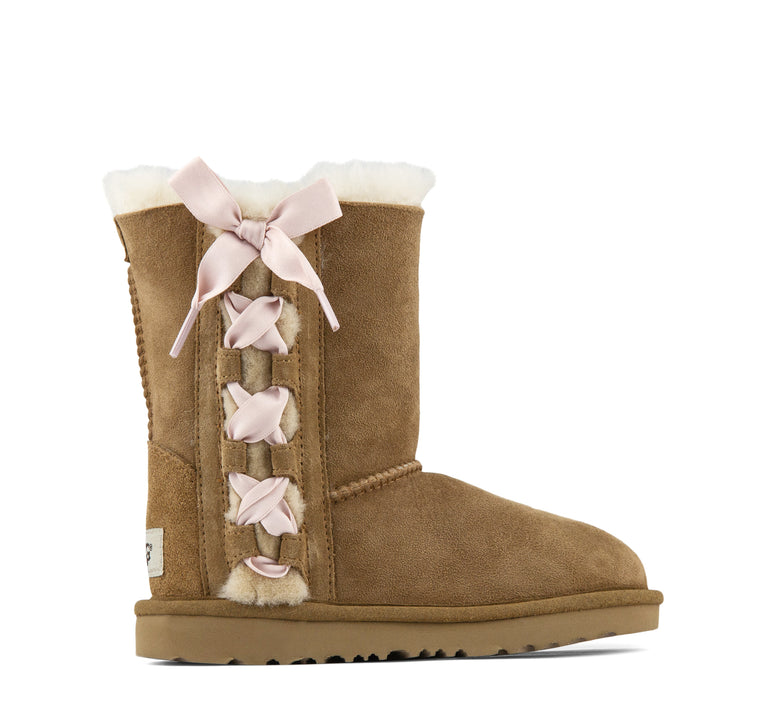 UGG Pala Girls' Boot in Chestnut