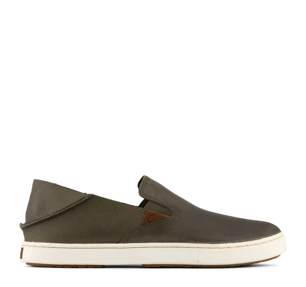 Olukai Pehuea Leather Women's Slip-On - Olukai - On The EDGE