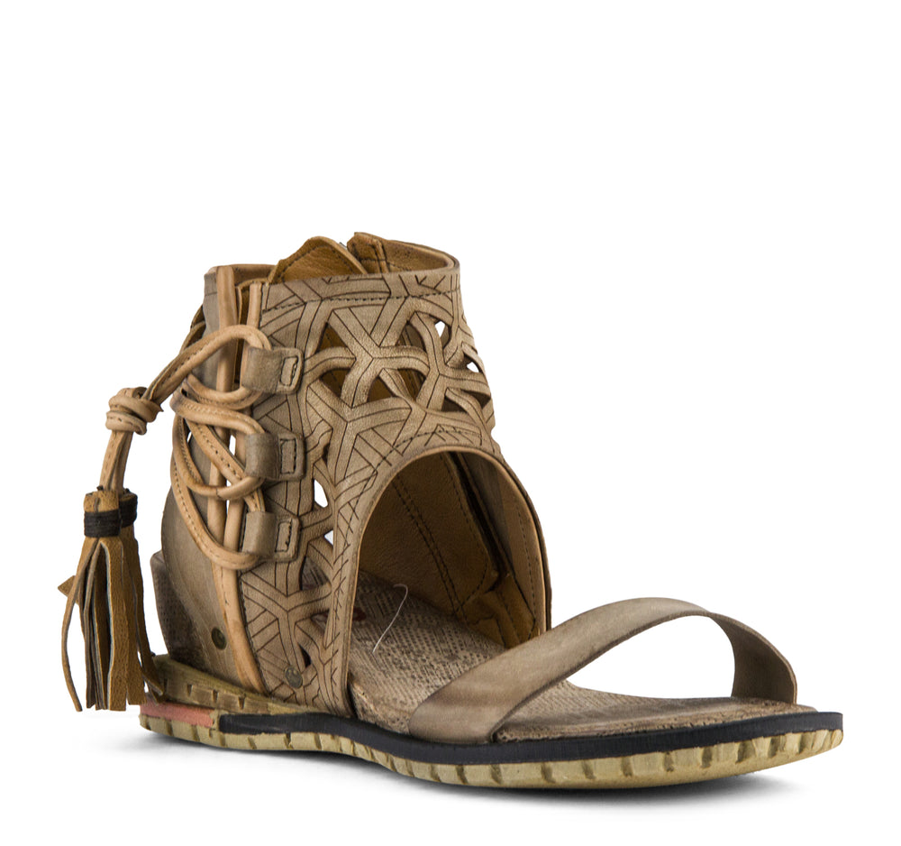 A.S.98 Petrona Sandal in Cartone - A.S.98 - On The EDGE