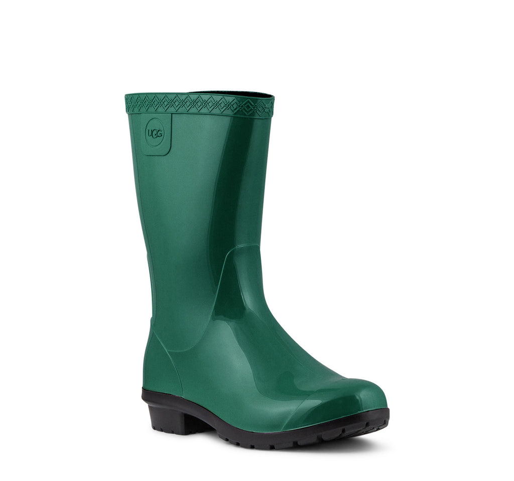 UGG Raana Kids' Rain Boot in Pine