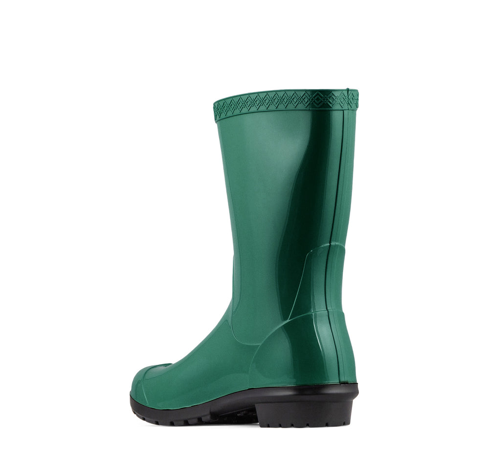 UGG Raana Rain Boot in Pine - UGG - On The EDGE