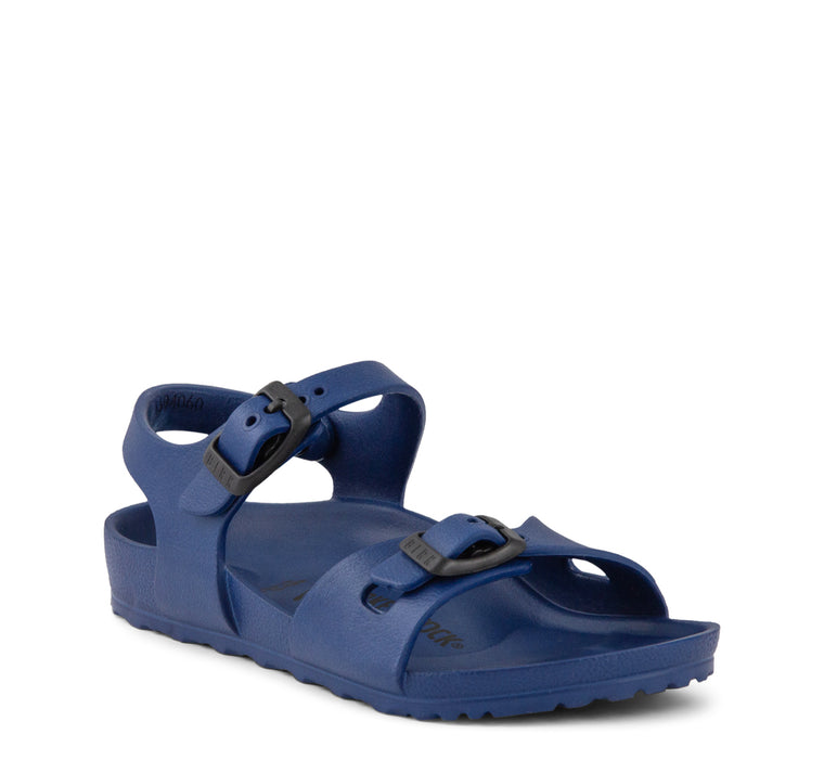 Birkenstock Rio EVA Kids - Navy - Birkenstock - On The EDGE