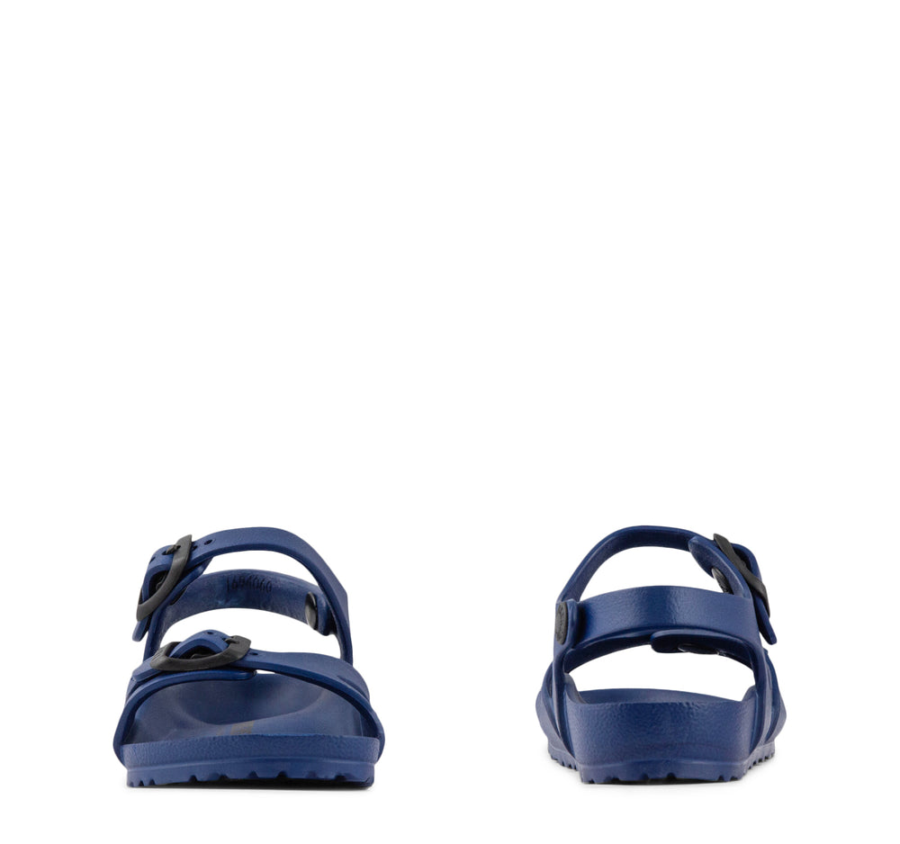 Birkenstock Rio EVA Kids' Sandal in Navy - Birkenstock - On The EDGE