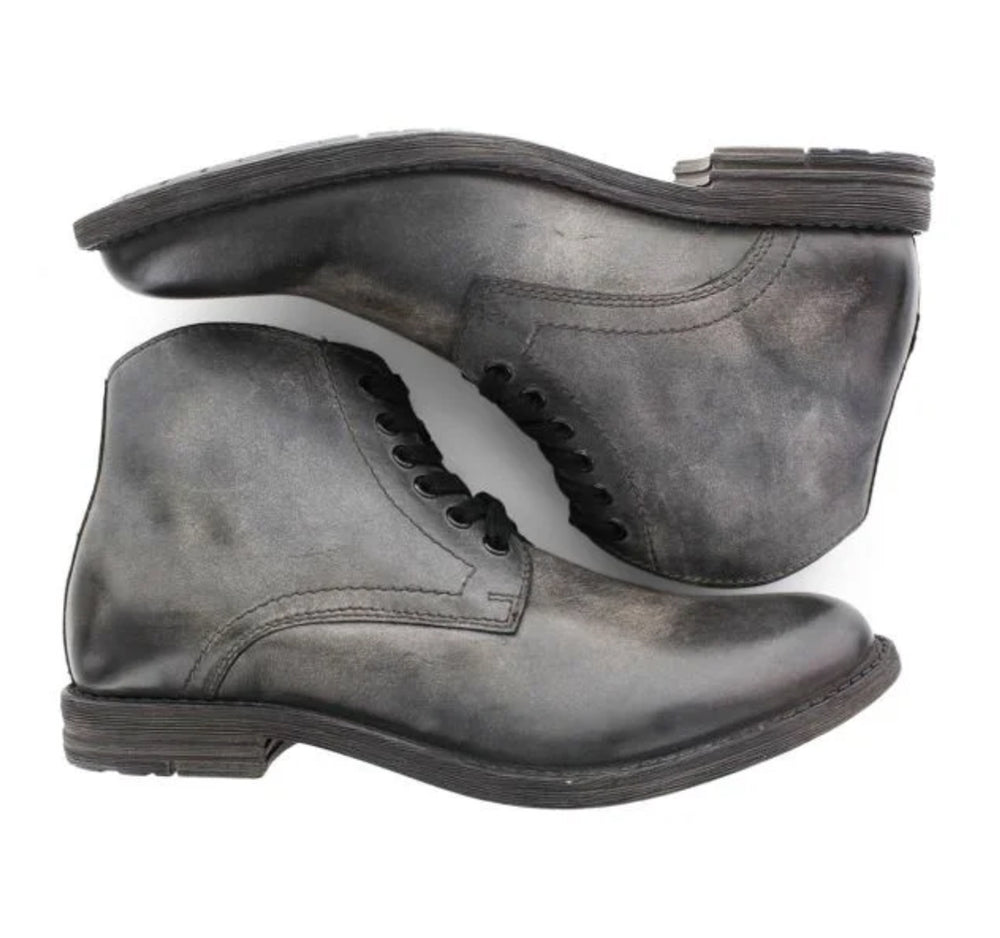 ROAN Proff Boot in Dark Grey Napa