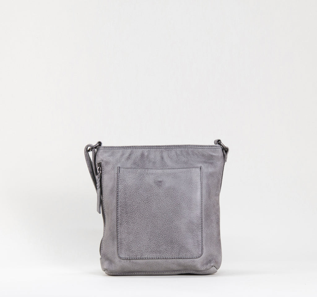 Rock Paper Scissors Harrow Zip Top Crossbody Bag - Rock Paper Scissors - On The EDGE