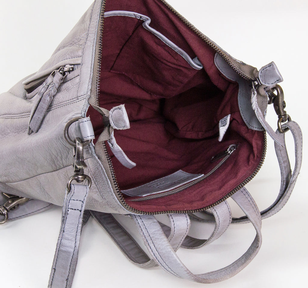 Rock Paper Scissors Sloane Convertible Backpack - Rock Paper Scissors - On The EDGE