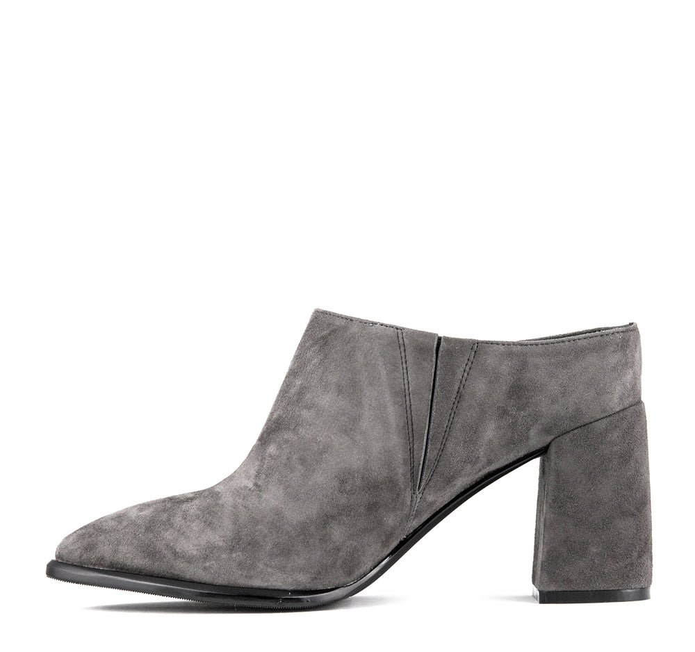 Sbicca Morrow Mule in Grey - Sbicca - On The EDGE