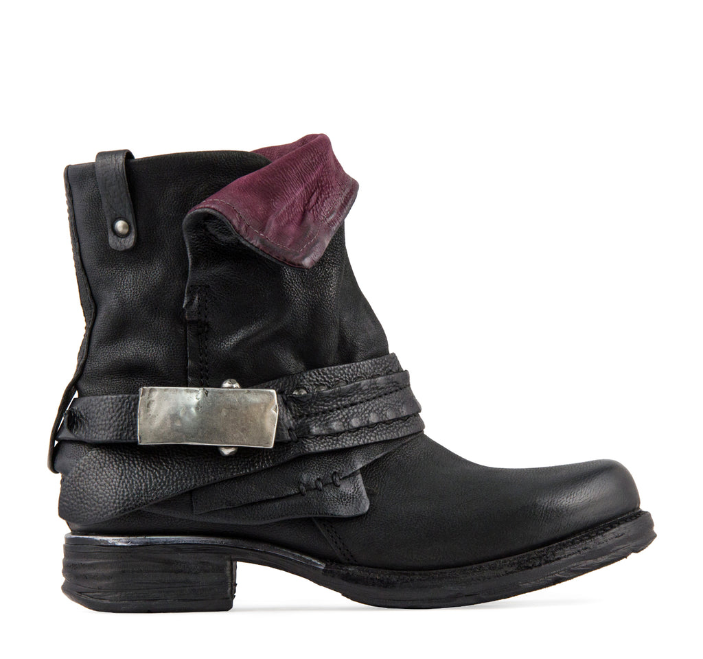 A.S.98 Sebastian Women's Boot in Black - A.S. 98 - On The EDGE