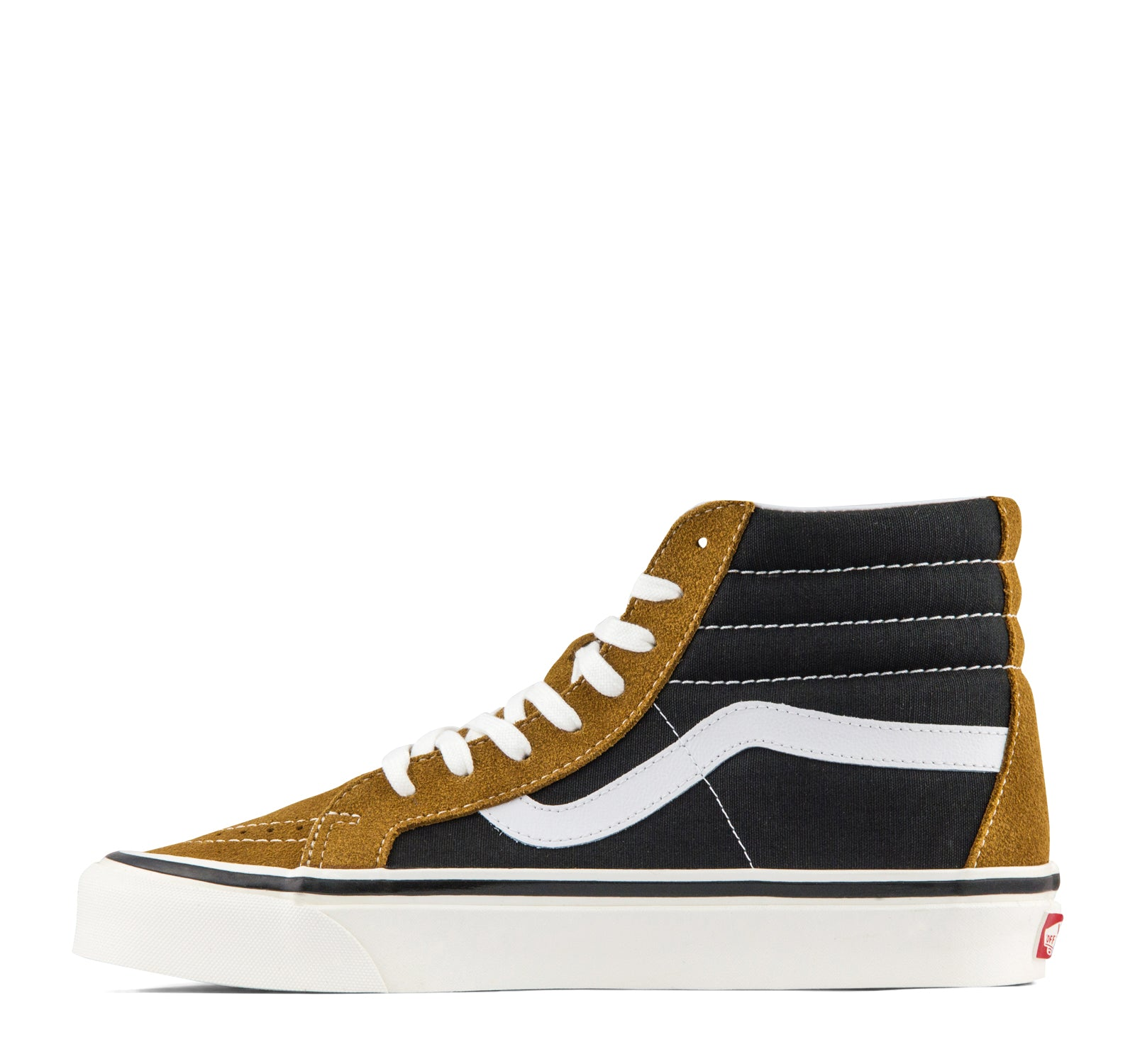 7a0e19cb6cd Vans Anaheim Factory Sk8-Hi 38 DX Men s Sneaker in OG Hart – On The EDGE