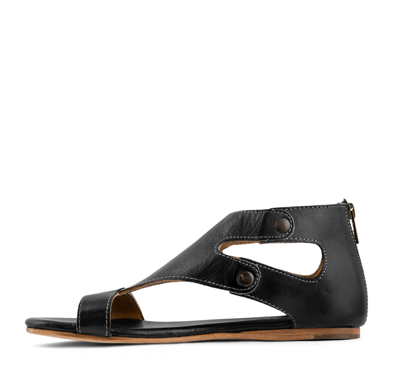Bed Stu Soto Sandal Women's - Black Rustic - Bed Stu - On The EDGE