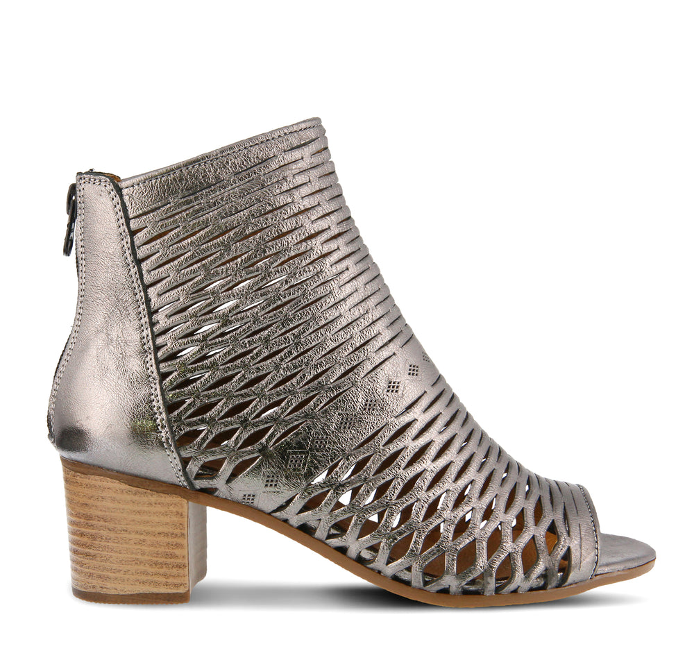 Spring Step Awow Sandal in Pewter - Spring Step - On The EDGE