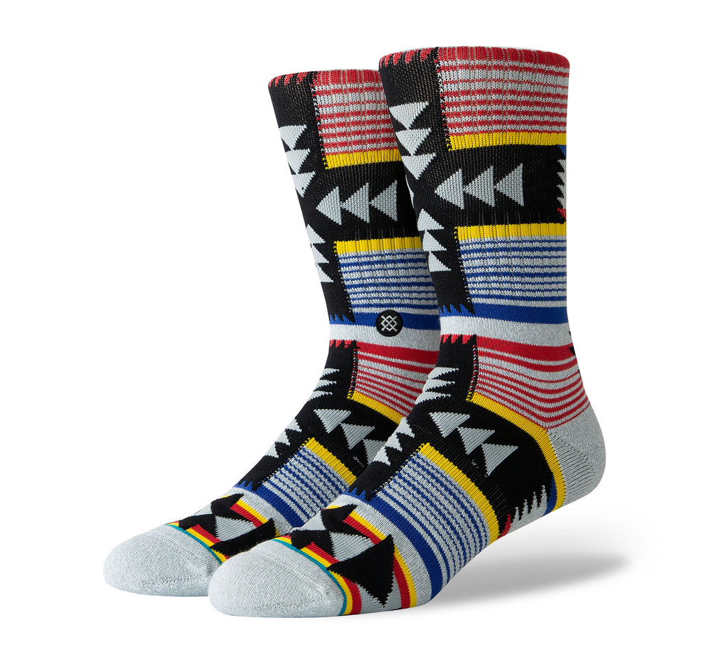 Stance Classic Crew Men's Socks in Canyonlands