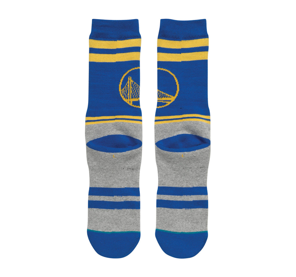 Stance Classic Crew NBA City Gym Warriors - Stance - On The EDGE