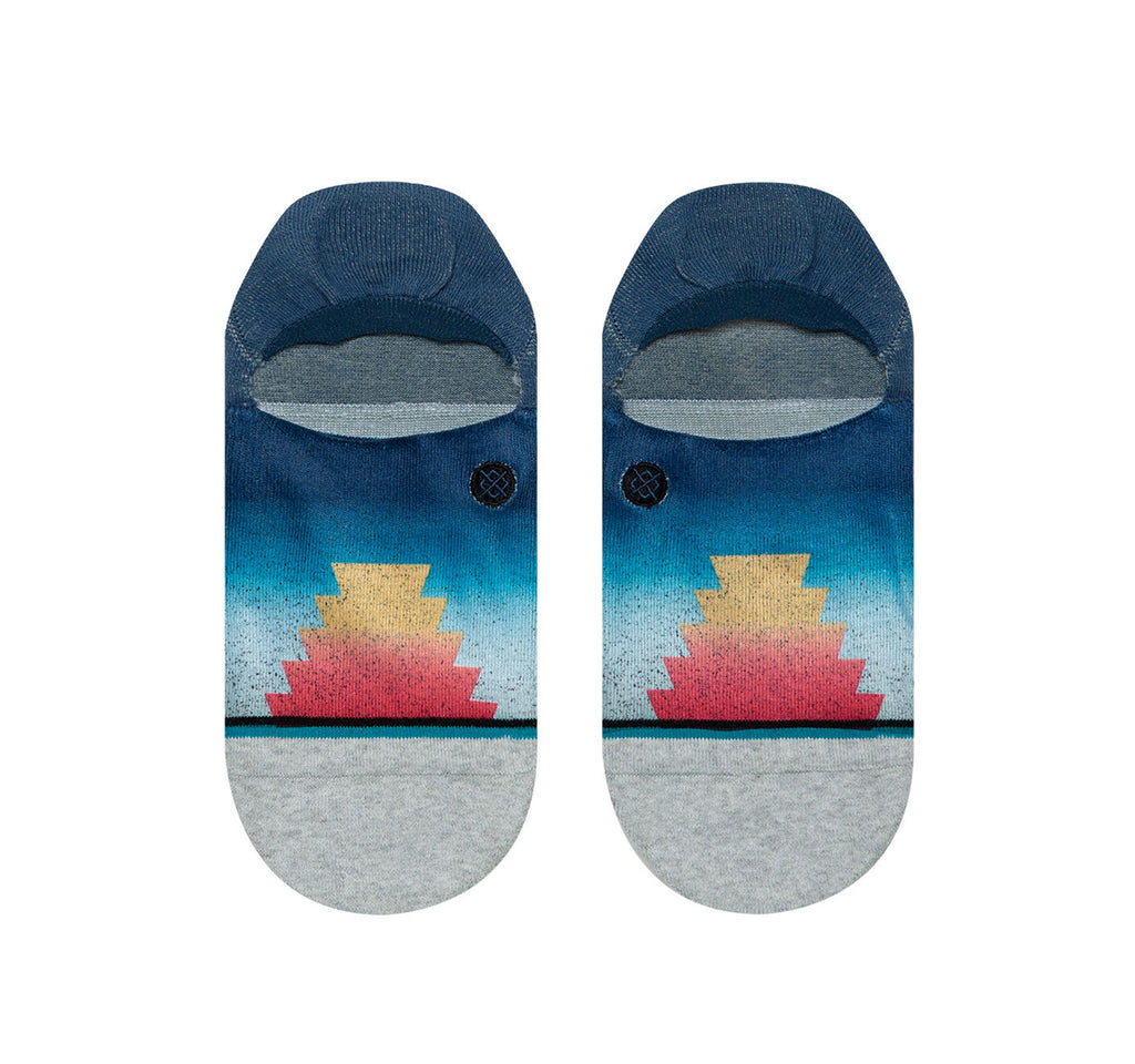 Stance Invisible Men's Socks in Glass Beach Low