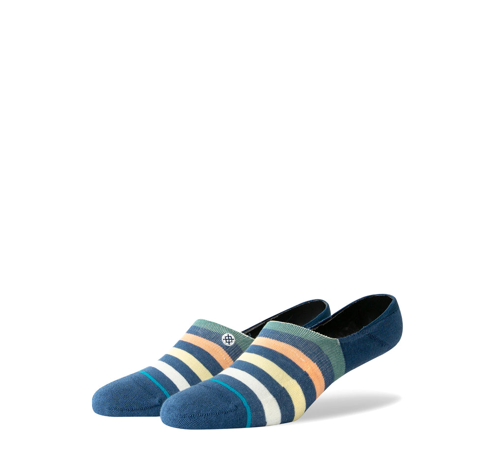 Stance Invisible Men's Socks in Hitch Hiker Low Navy